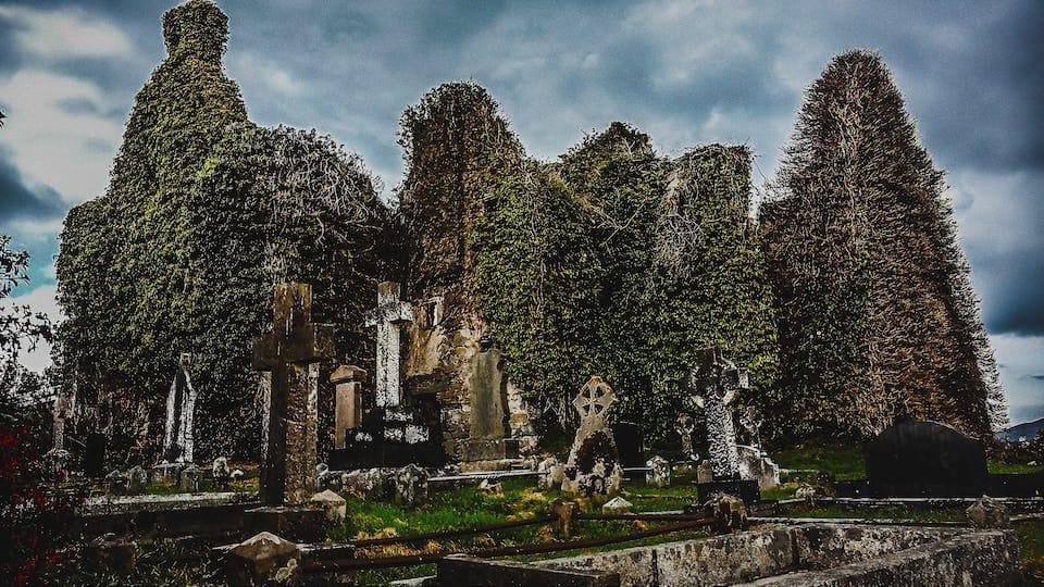 Cimetère Irlandais Obsèques